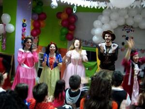 Animación de fiestas infantiles Granada