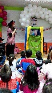 Animaciones de fiestas infantiles en Granada