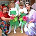 Payasos en Granada a domicilio