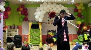Animadores fiestas carnaval Granada a domicilio
