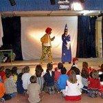 Animadores payasos magos comuniones Granada