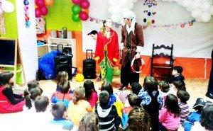 animadores payasos y magos para comuniones Granada
