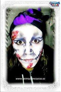 Fiestas de Halloween a domicilio en Granada