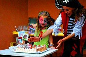 Animación de fiestas infantiles en Granada a domicilio
