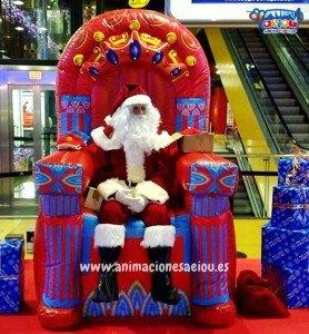 fiestas infantiles navidad granada