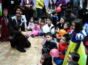 Fiestas de cumpleaños infantiles Granada