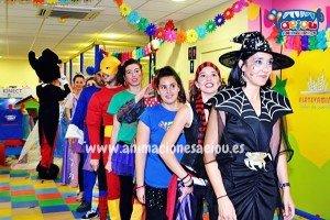 Fiestas infantiles en Granada a domicilio