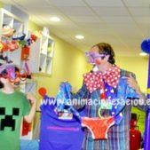 Payasos fiestas cumpleaños infantiles Granada