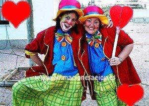 Payasos para fiestas infantiles Granada