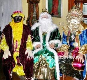 Contratar Reyes Magos en Granada
