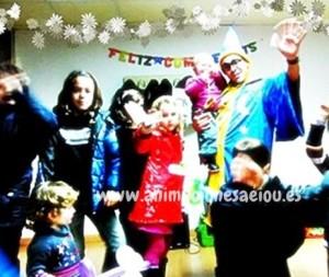 Cumpleaños con magos en Granada