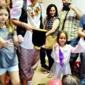 Magos para fiestas de niños en Granada