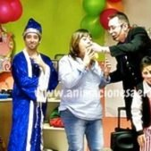Magos para fiestas en Granada