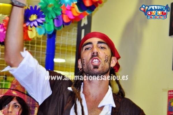 Fiestas Temáticas de Piratas en Granada