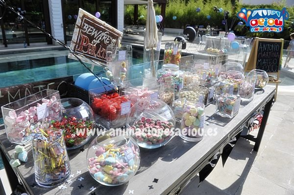 Catering para fiestas infantil en Granada