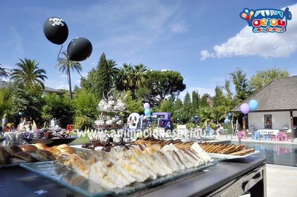 Catering para fiestas infantiles en Granada