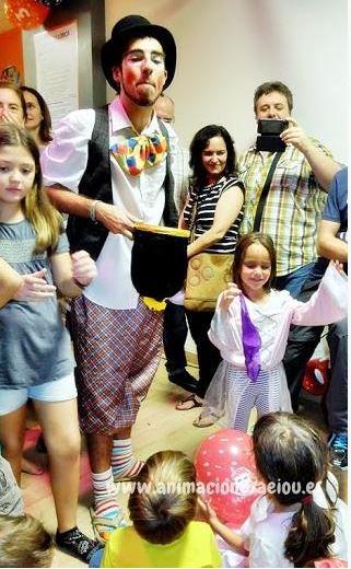 Animadores para fiestas infantiles en Baza
