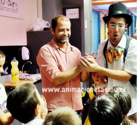 Magos para fiestas infantiles en Baza