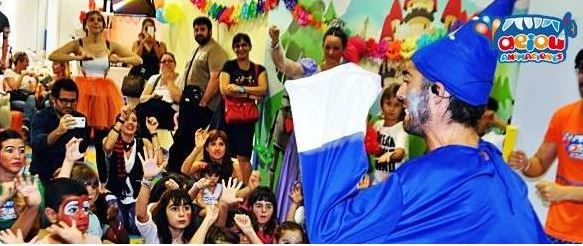 Magos para fiestas infantiles en Jaén
