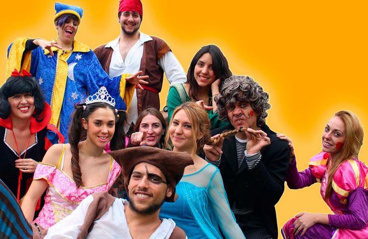 Animadores, magos y payasos en Loja