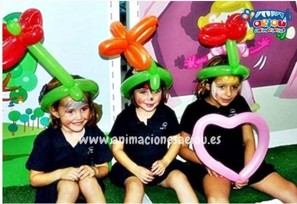 fiestas infantiles en Armilla