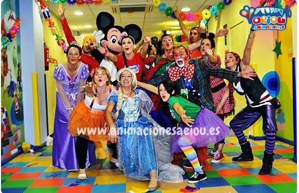 Magos para fiestas infantiles en Guadix